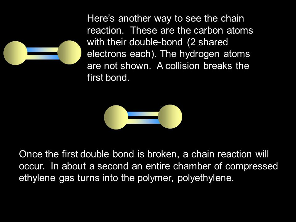 Here's another way to see the chain reaction