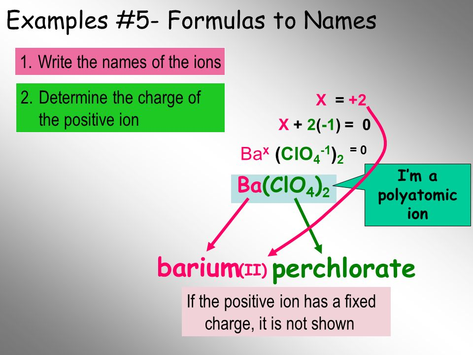 Examples #5- Formulas to Names