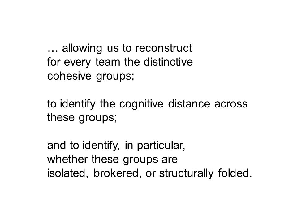 … allowing us to reconstruct