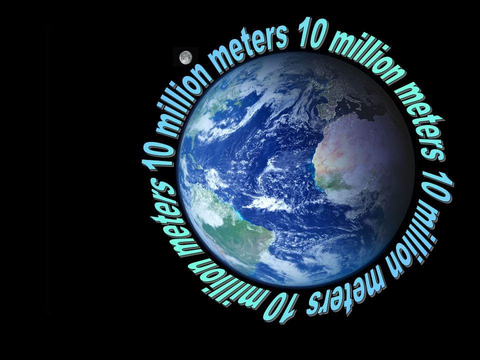 10 million meters 10 million meters 10 million meters 10 million meters