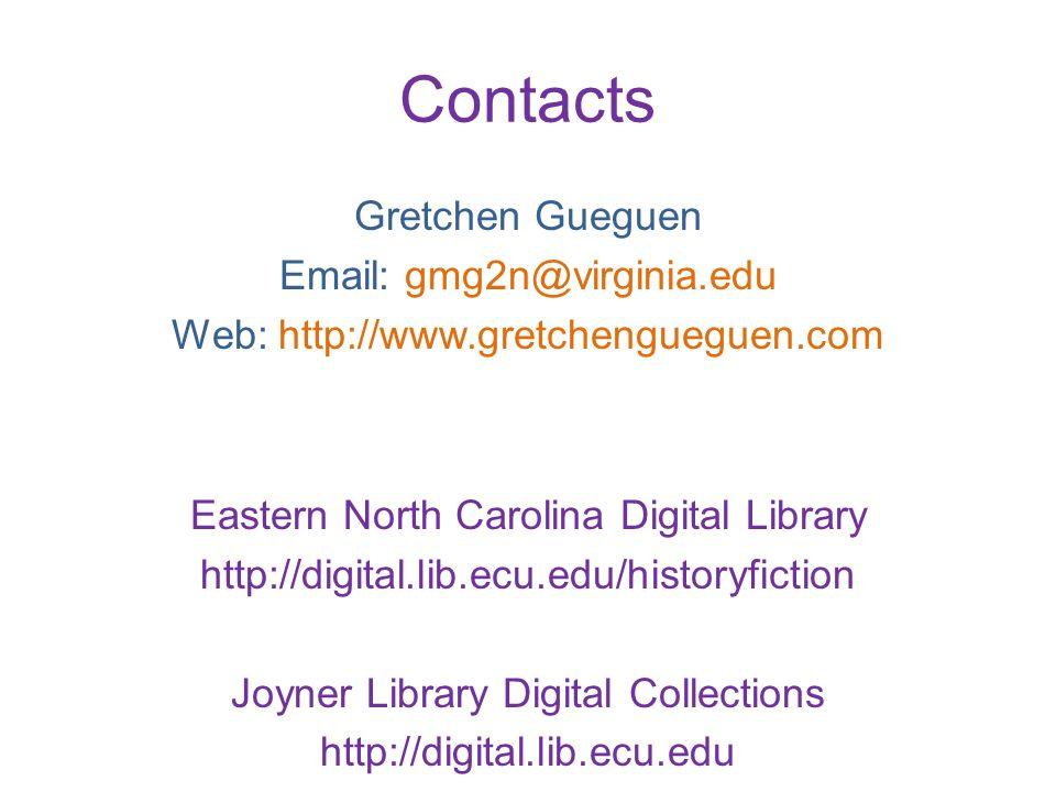 Web: http://www.gretchengueguen.com
