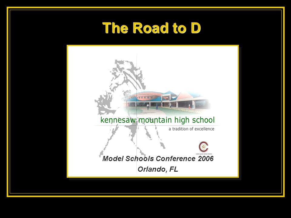 Model Schools Conference 2006