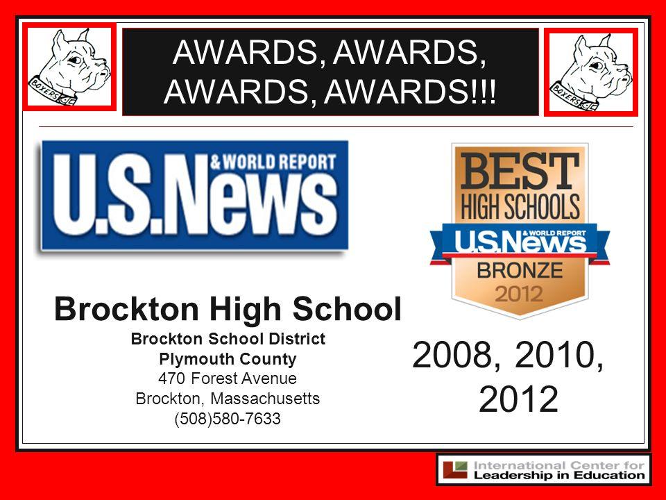 Brockton School District Plymouth County