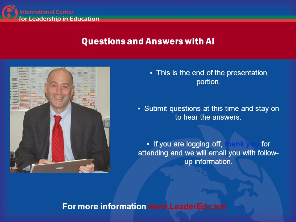 Questions and Answers with Al