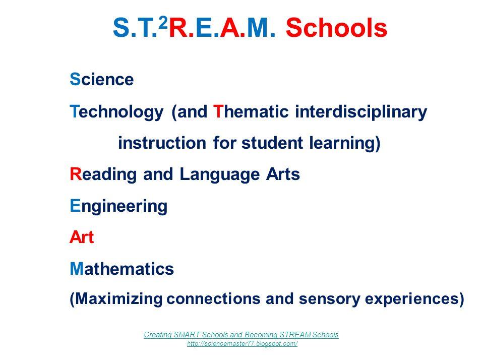 Creating SMART Schools and Becoming STREAM Schools
