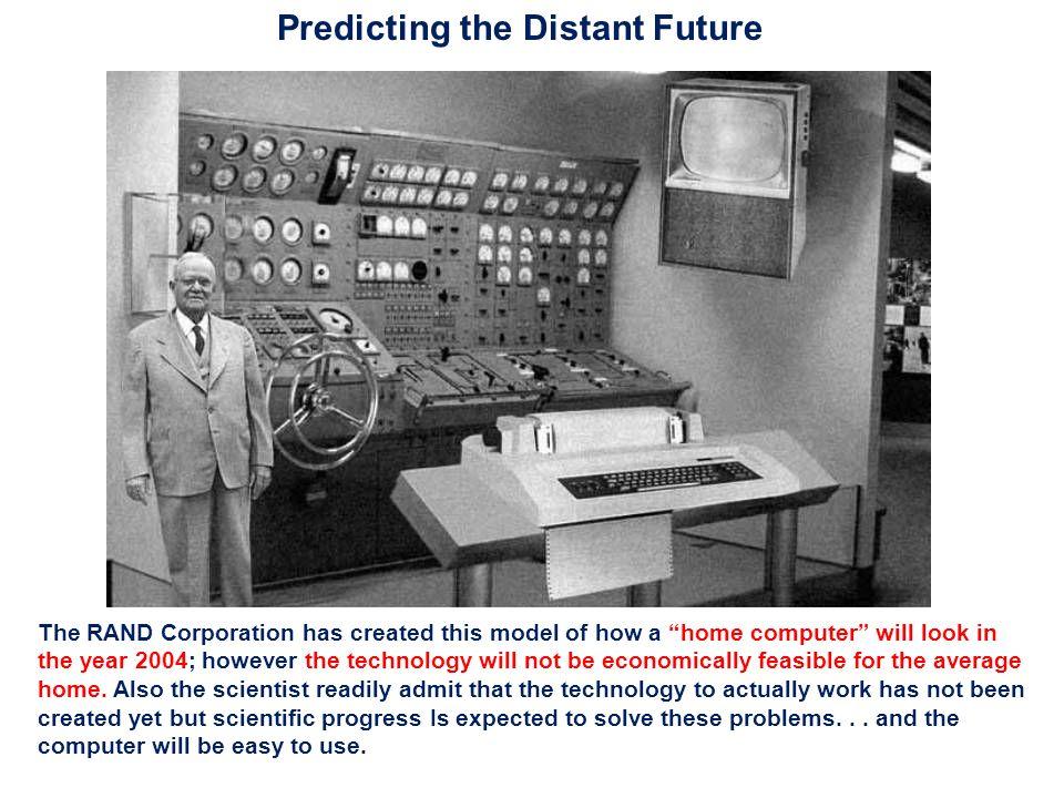 Predicting the Distant Future