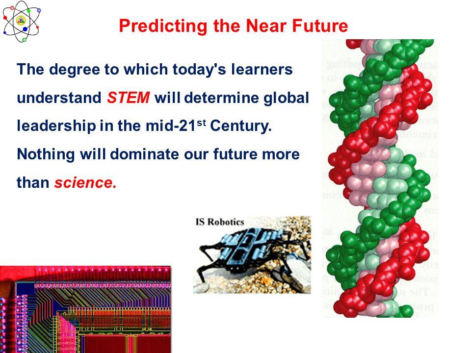 Predicting the Near Future