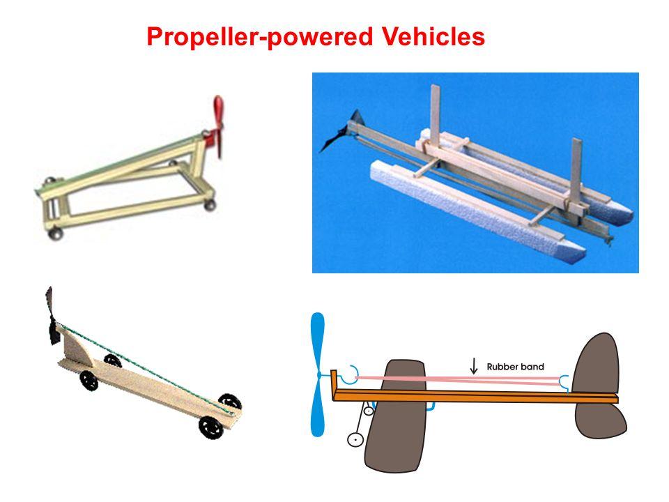 Propeller-powered Vehicles