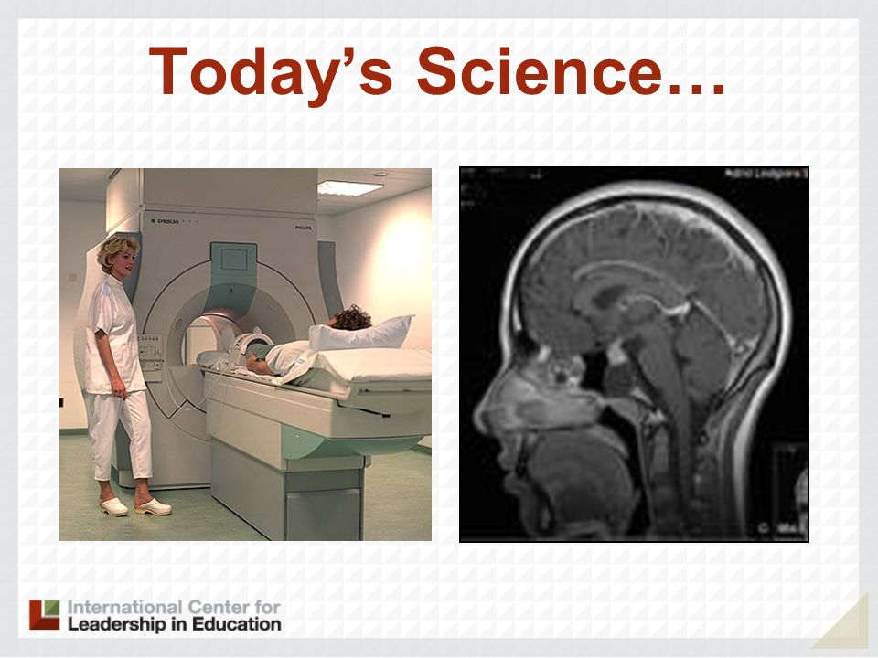 Today's Science…