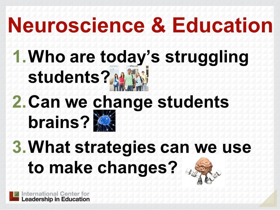 Neuroscience & Education