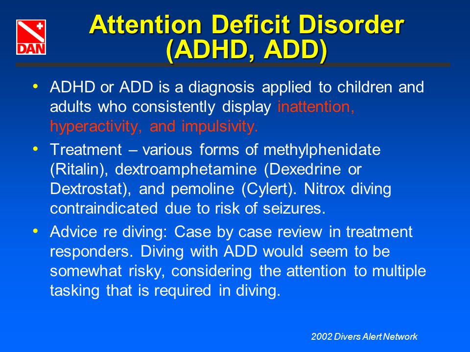 an analysis of attention deficit disorder add Free essay: attention deficit disorder attention deficit disorder otherwise known as add is a condition that refers to an individual's inability to control.