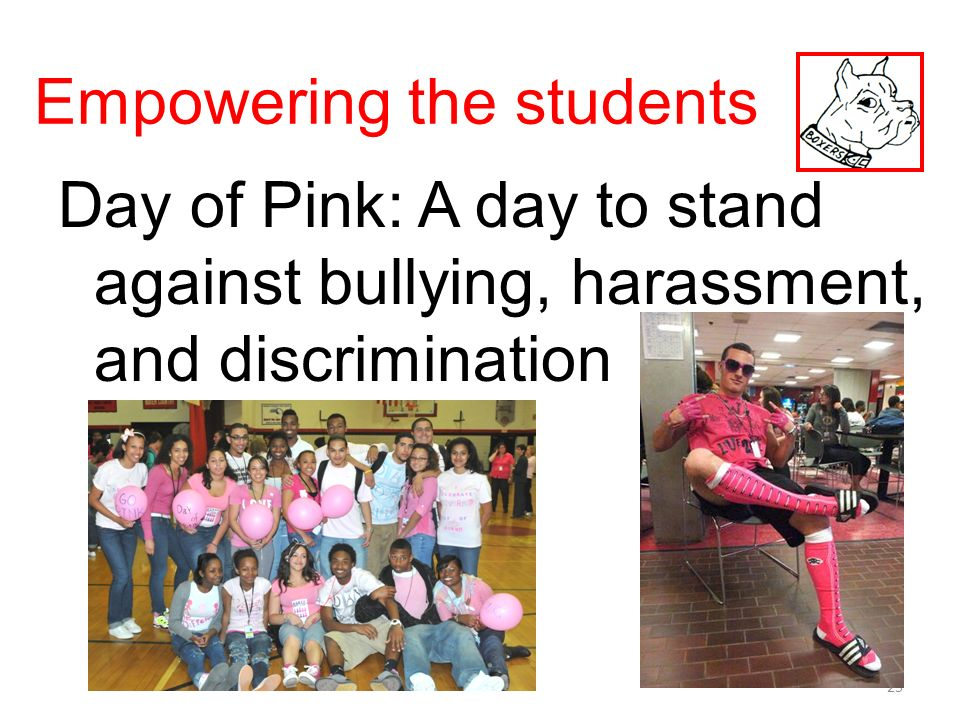 Empowering the students