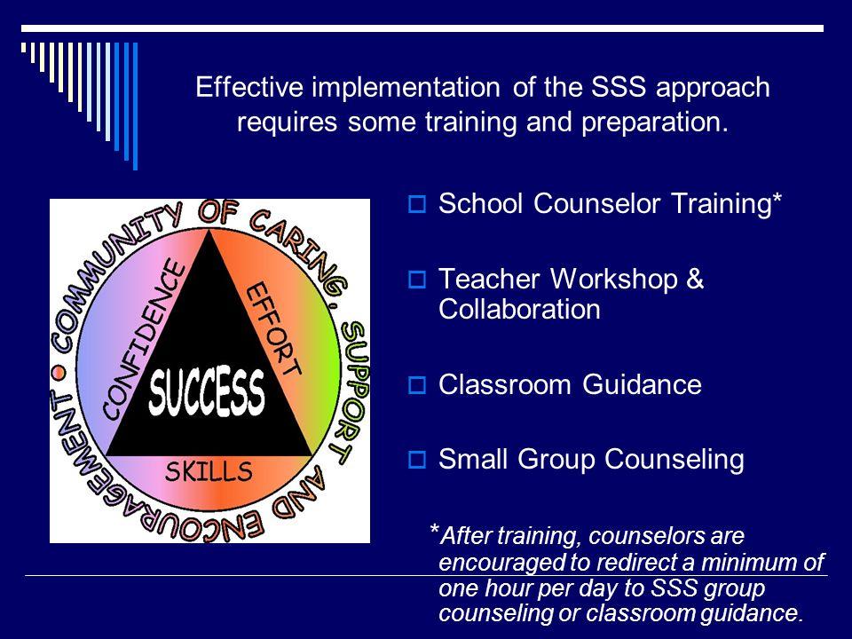 School Counselor Training* Teacher Workshop & Collaboration