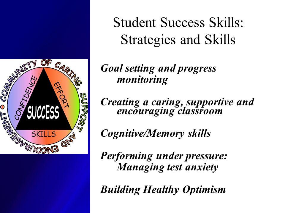 Student Success Skills: Strategies and Skills