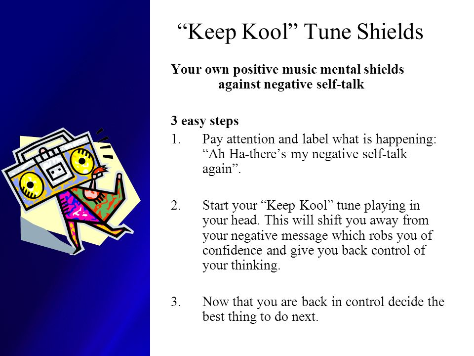 Keep Kool Tune Shields