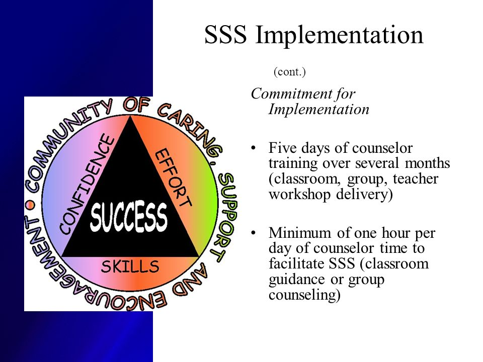 SSS Implementation (cont.)