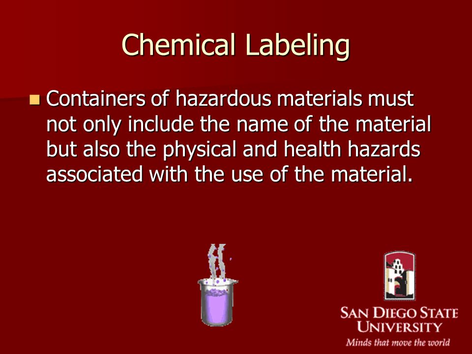 Chemical Labeling