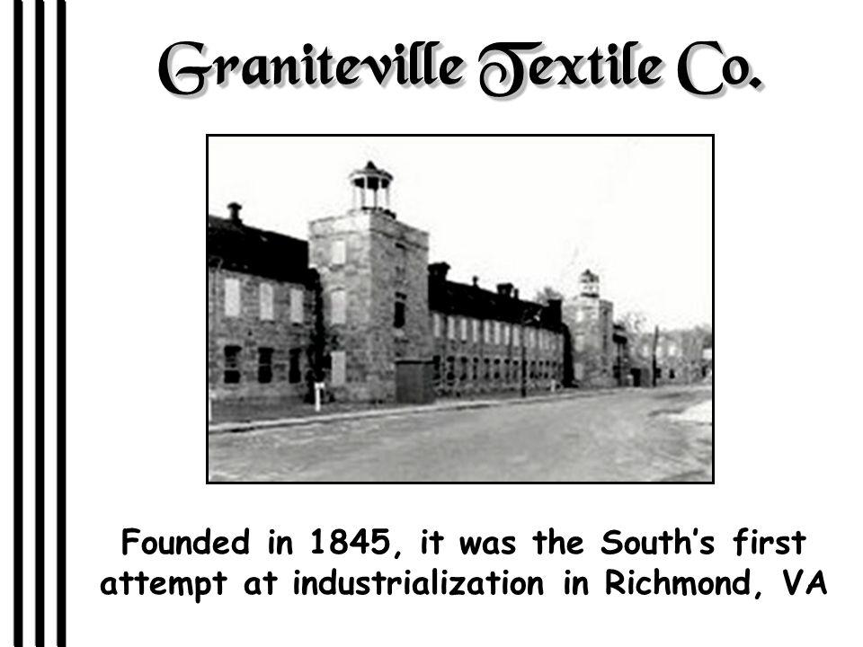 Graniteville Textile Co.