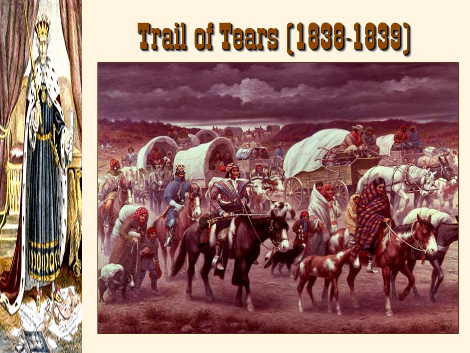 Trail of Tears (1838-1839)