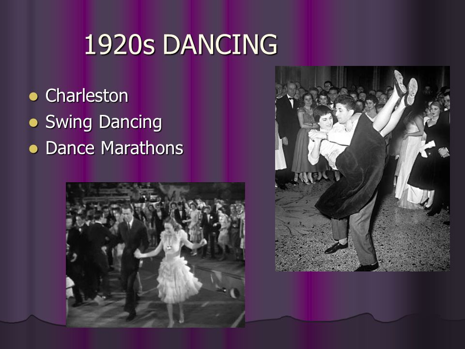 1920s DANCING Charleston Swing Dancing Dance Marathons