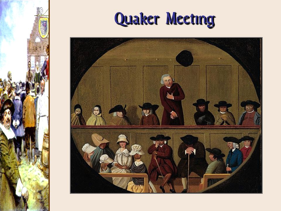 Quaker Meeting