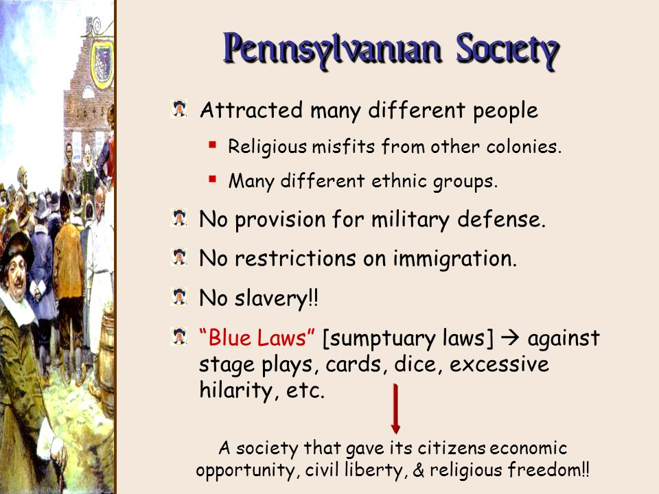 Pennsylvanian Society