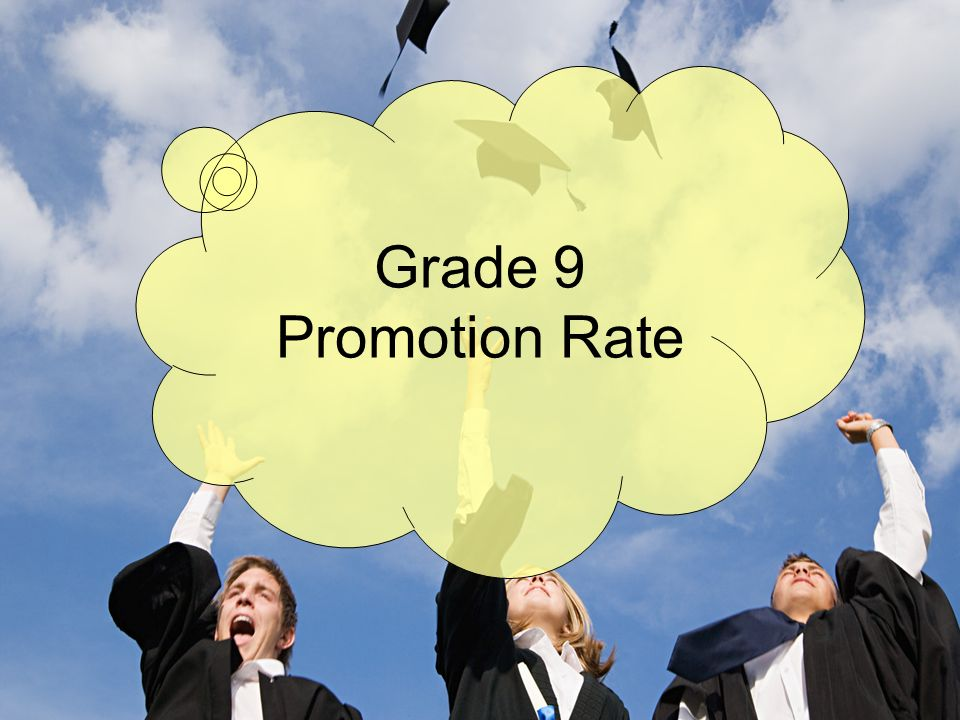 Grade 9 Promotion Rate