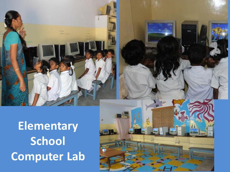 Elementary School Computer Lab
