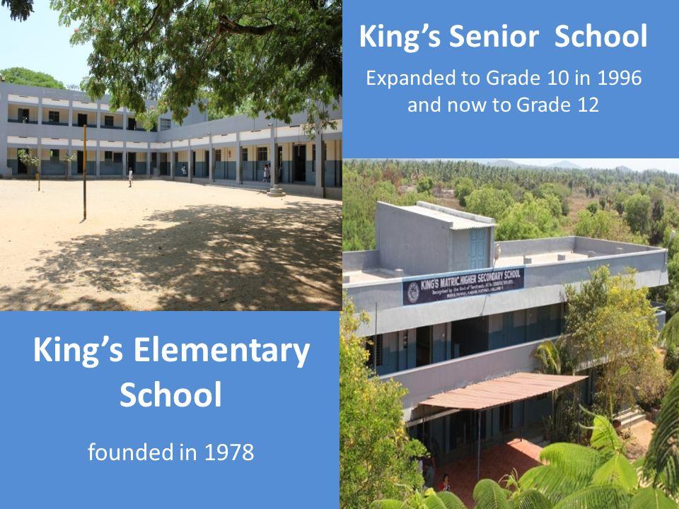 King's Elementary School