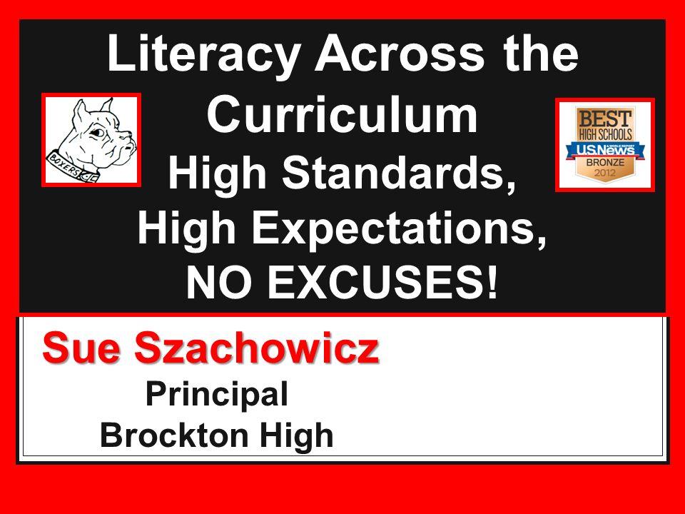 Literacy Across the Curriculum