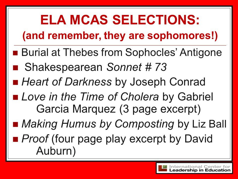 (and remember, they are sophomores!)