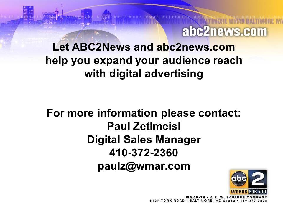 Let ABC2News and abc2news
