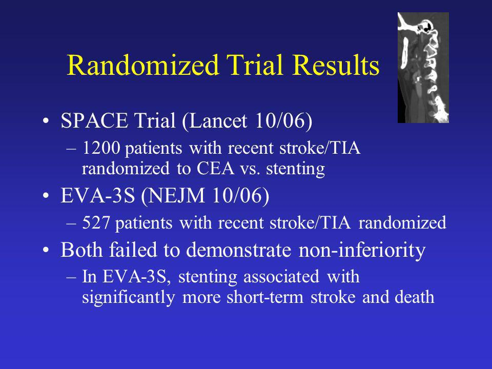 Randomized Trial Results