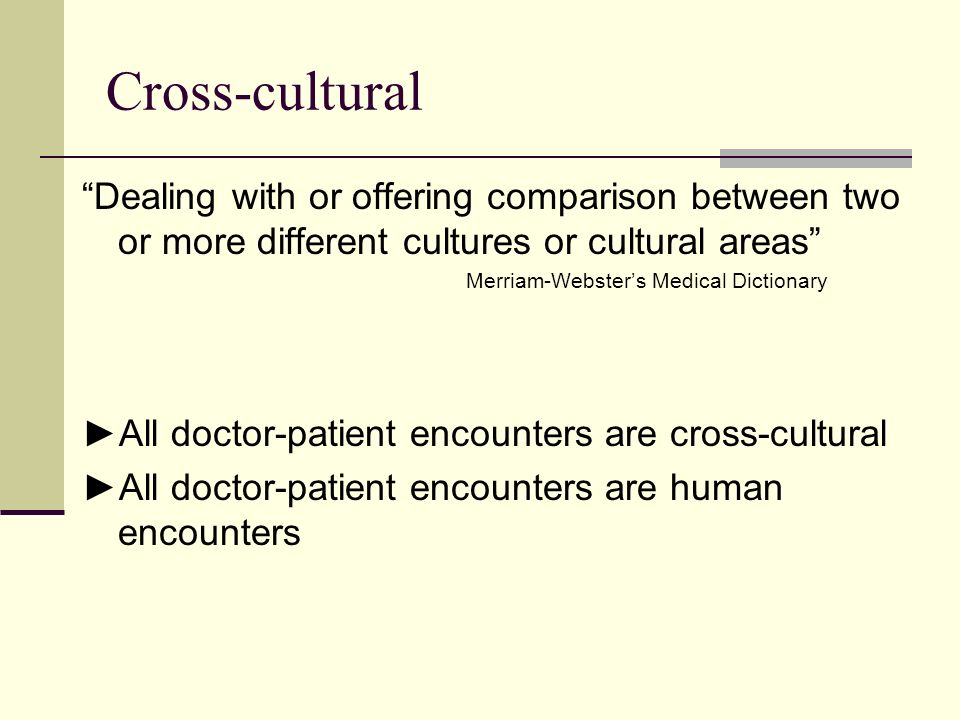 Cross-cultural Dealing with or offering comparison between two or more different cultures or cultural areas