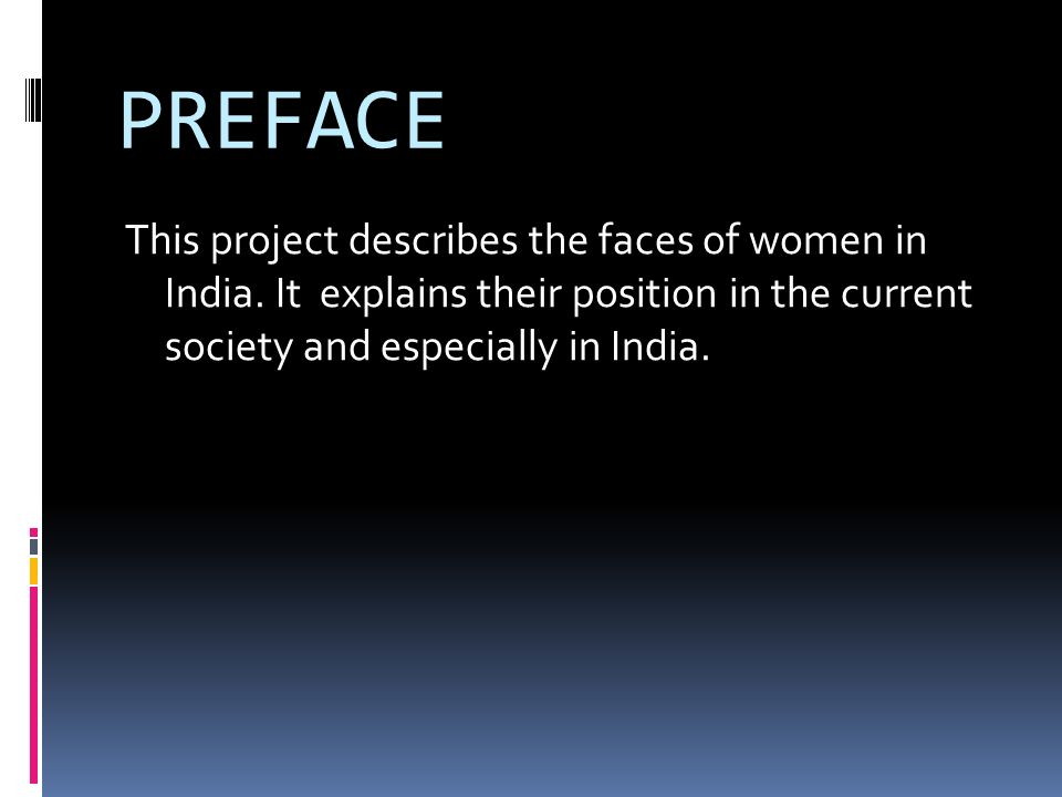 what is the position of women in india