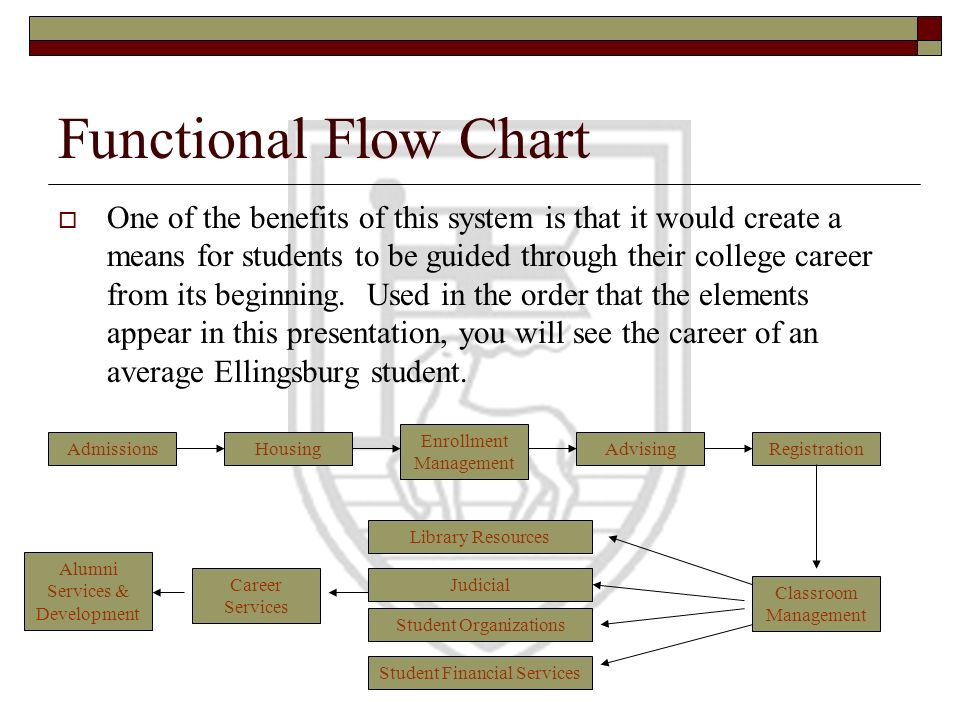 Functional Flow Chart