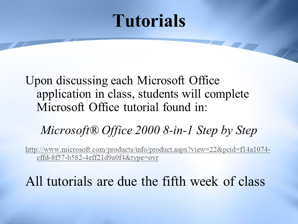 Microsoft® Office 2000 8-in-1 Step by Step