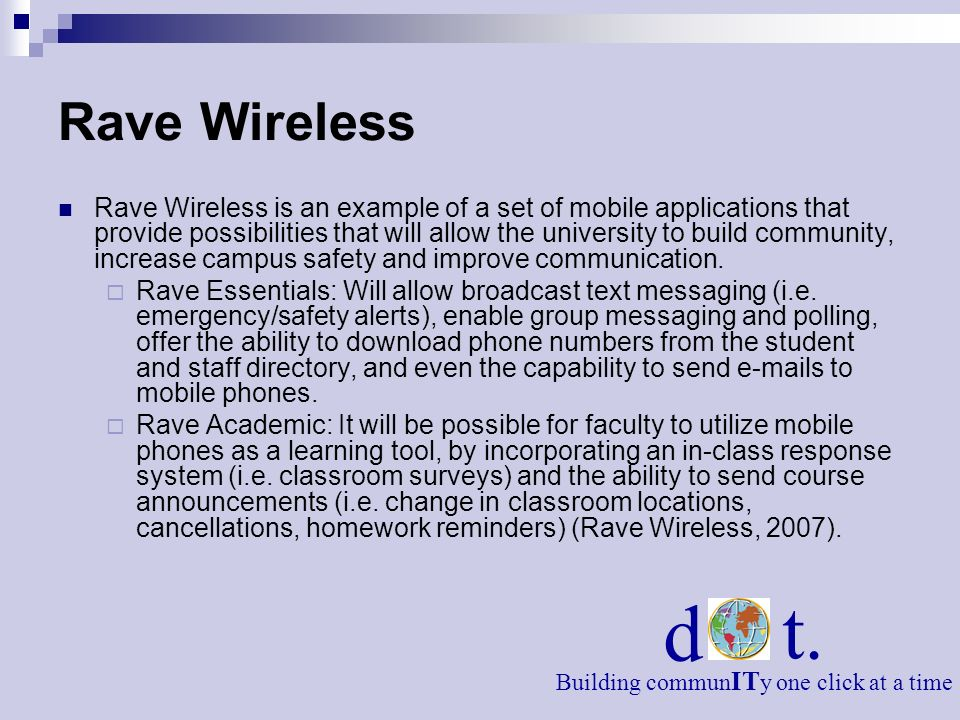Rave Wireless