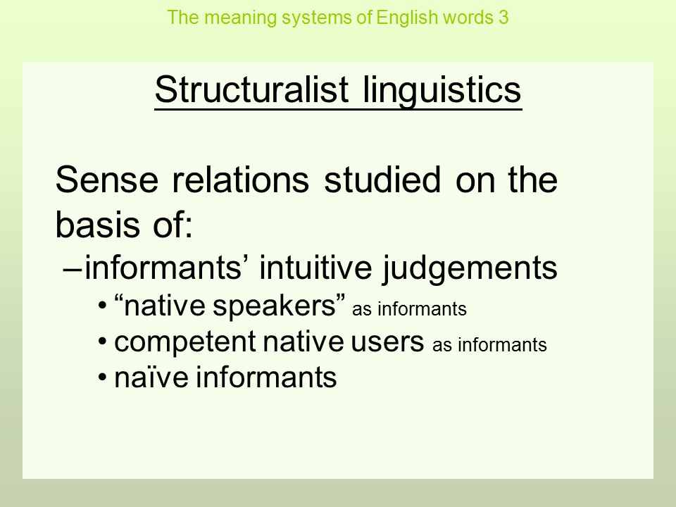 paradigmatic sense relations Key words: linguistic criticism, paradigm, syntagmatic relations, araby, analysis, context araby kisa paradigmatic and syntagmatic relations of language, which claims that a language is composed of serial and linear husband in a sense 'sold her' to that diplomat for his own professional gain this background.