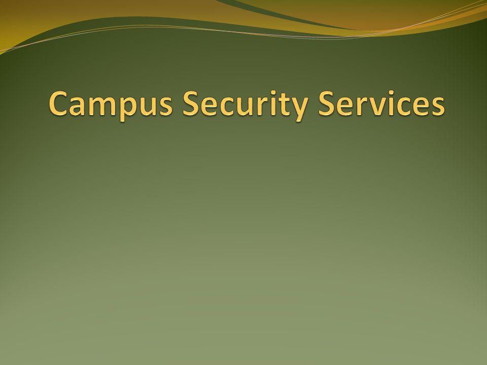 Campus Security Services