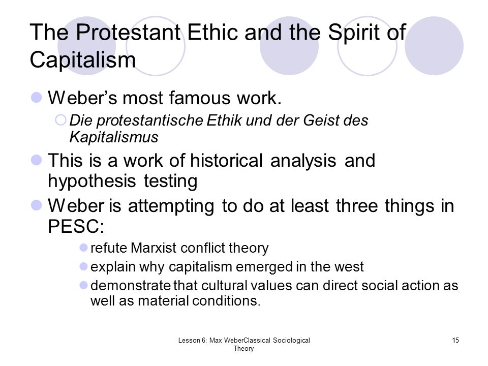what was the protestant work ethic philosophy essay Weber's protestant work ethic: a case study of scottish entrepreneurs, the  coats  growth, development and business philosophy of j & p coats, thread  manufacturer  finally the paper will conclude that weber's thesis.