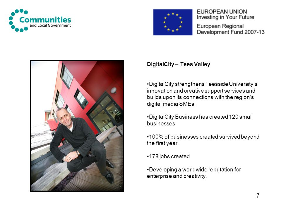 DigitalCity – Tees Valley