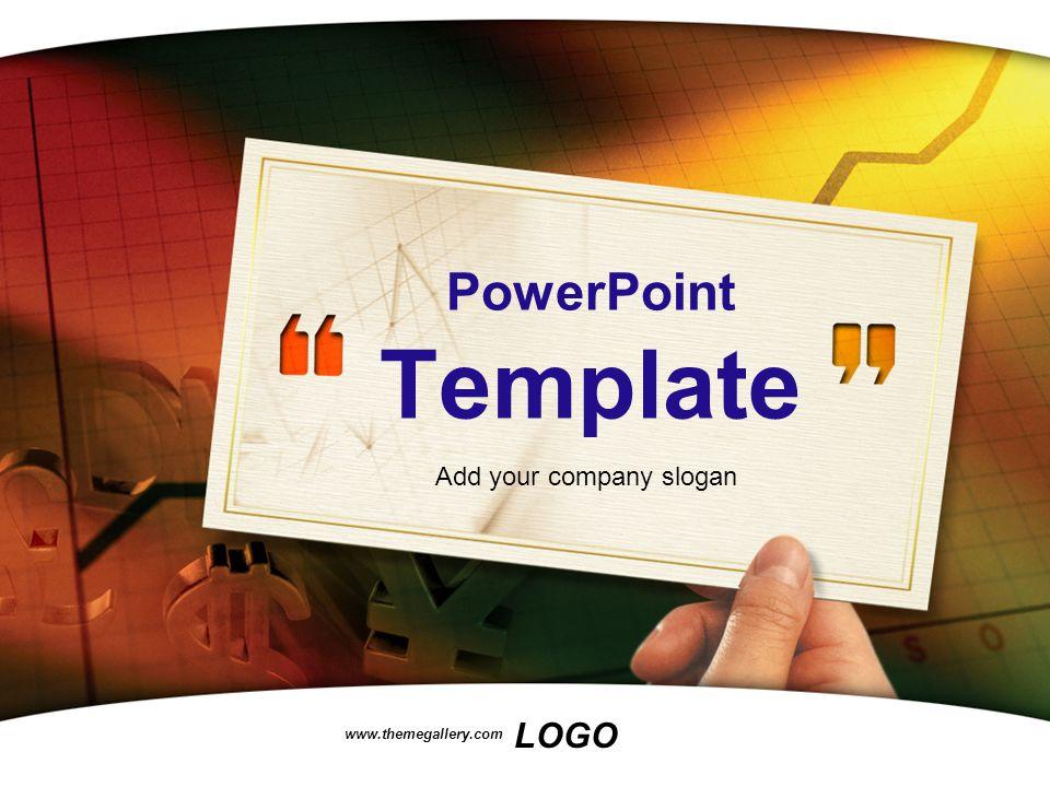 Add your company slogan
