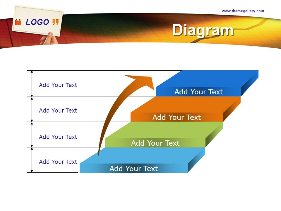 Diagram Add Your Text Add Your Text Add Your Text Add Your Text