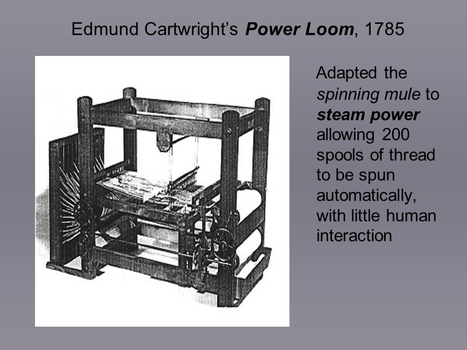 Cartwright Loom Images - Reverse Search