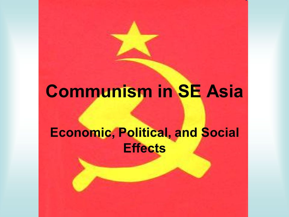 war effects on vietnamese society socially economically and politically The social and economic effects of nuclear war april 21, 1982 concentrate on the impact on the economic and political structures and social support mechanisms of.