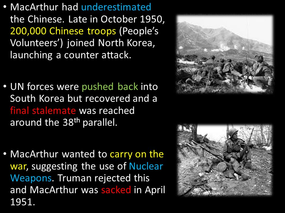 korean war success containment Was the korean war a success or failure  the war was a success in that they held off the north korean invasion,  so the korean war was both success and failure.