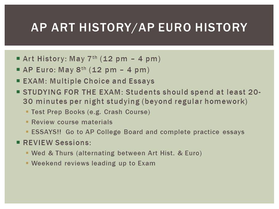 ap art history crash course pdf