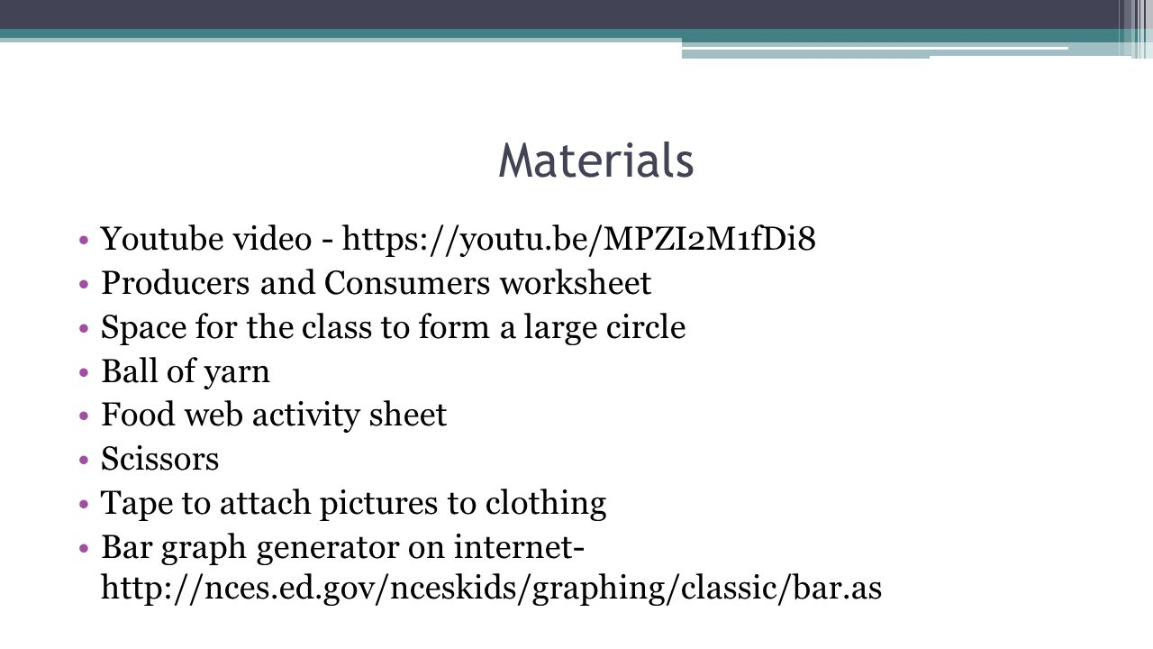 Animal Plants and Humans ppt video online download – Producers and Consumers Worksheets