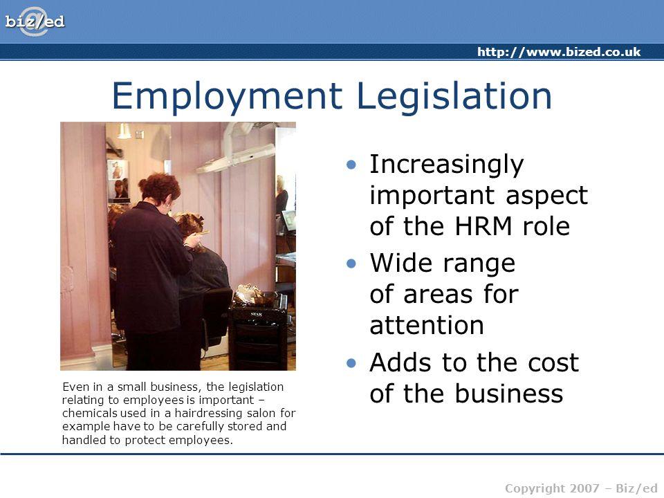 Employment Legislation